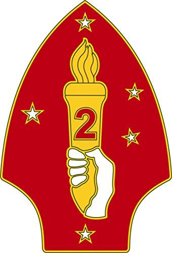 2nd Marine Division CSIB - Combat Service Identification Badge