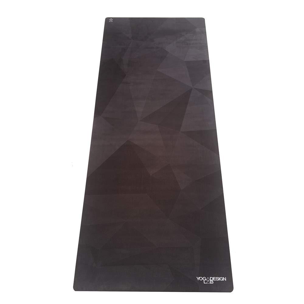 Yoga Design Lab La Esterilla de Yoga Combo 1.5mm. Dos en Uno | Antideslizante | Plegable | Ecológica | Lavable a la Máquina