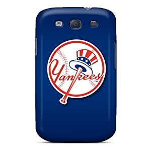 High Quality Pollary New York Yankees Skin Case Cover Specially Designed For Galaxy - S3