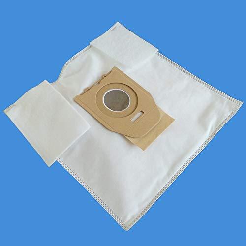 ANJUYA CLEANFAIRY 15X vacuum dust bag 6 filter for PHILIPS HR 6939 vacuum filter