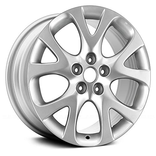 Wheels Alloy Aftermarket - Replacement Aftermarket Alloy Wheel Rim 18x8, 5 Lugs Fits Mazda 6