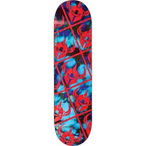 Darkstar Skateboards Crisp Red/Blue Skateboard Deck - 8