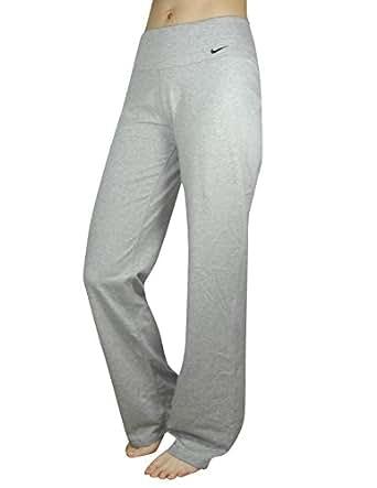 Nike Womens Athletic Dri-Fit Training / Yoga Pants M(long) Grey