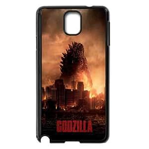 Godzilla Samsung Galaxy Note 3 Cell Phone Case Black Faheq