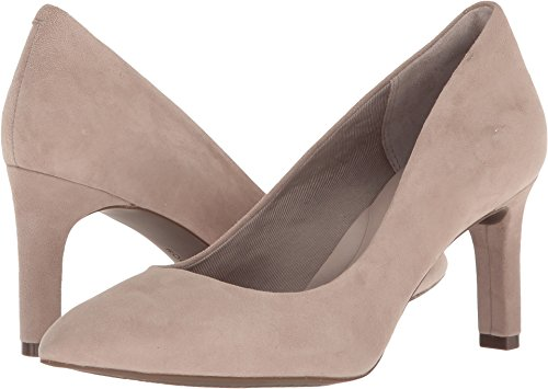 Luxe Total Rockport Women's Dove Valerie Motion Pump Suede w66qI5
