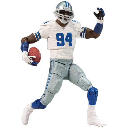 NFL Dallas Cowboys McFarlane 2012 Playmakers Série 3 DeMarcus Ware Action Figure