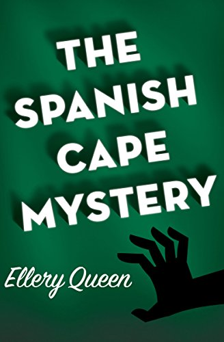 The Spanish Cape Mystery - Com Signet