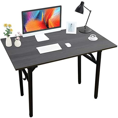 Home Office 49.6-Inch Computer Desk Modern Sturdy Office Desk PC Laptop Notebook Study Table