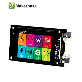 BZ 3D MKS TFT24 V1.1 - Pantalla táctil inteligente con pantalla ...