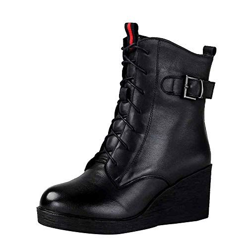 Bike Martin Winter Black confortevole Boots nwIIFq8x4O