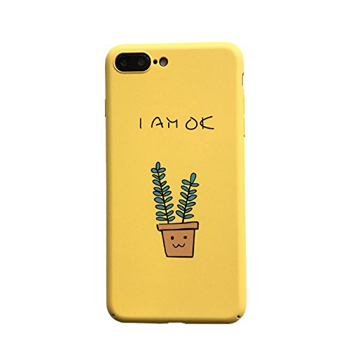 competitive price 59d3c 5ee81 Yellow iPhone 6s Case,iPhone 6 Case Protective,iphone Slim Shockproof  anti-Scratch Non-slip 4.7 Inches - Plant FlowerFull Protection Case