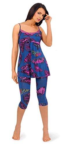 NEW pliegue Chándal para hombre sifón sea suave no muy de pijama de perro de peluche con diseño de Luca Johnson UK: Amazon.es: Ropa y accesorios