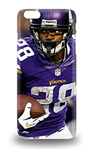 Awesome Iphone Defender Tpu Hard 3D PC Case Cover For Iphone 6 Plus NFL Minnesota Vikings Adrian Peterson #28 ( Custom Picture iPhone 6, iPhone 6 PLUS, iPhone 5, iPhone 5S, iPhone 5C, iPhone 4, iPhone 4S,Galaxy S6,Galaxy S5,Galaxy S4,Galaxy S3,Note 3,iPad Mini-Mini 2,iPad Air )