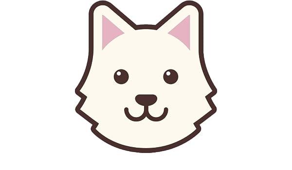 Dog Kawaii Face Dunia Belajar