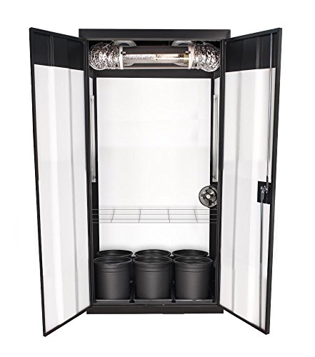 41wLURHi2oL SuperCloset SuperFlower 3.0 HPS Soil Grow Cabinet
