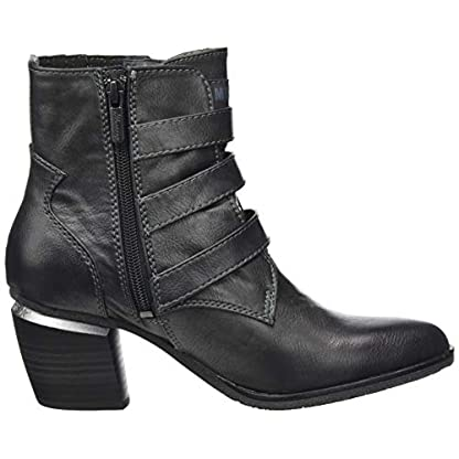 Mustang 1334-501-259, Women's Ankle Boots, Grey (graphit 259), 4 UK (37 EU) 6