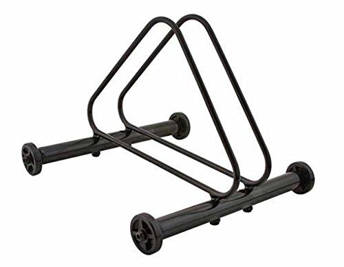 Bike Stand W/Wheel Black.
