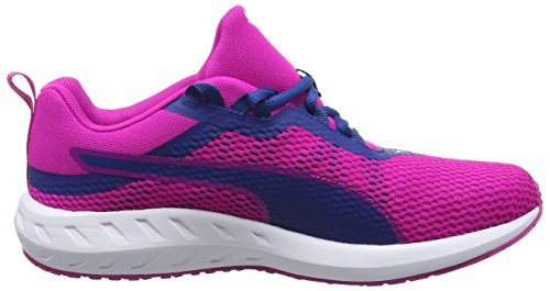 Puma Flare 2 Jr, Zapatillas Unisex Niños Rosa (Ultra Magenta-true Blue 04)