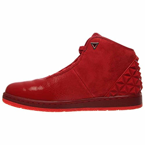 Crimson Sportive Light Retro High Red Scarpe Jordan Air 1 Nike Uomo Gym POR6wq
