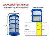 Made in USA Solar Pool/Spa Ionizer Water Purifier