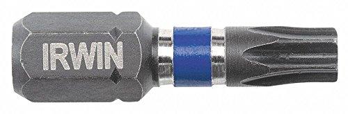 - Irwin Tools 1837415 Impact Performance Series Tamper-Resistant TORX T7-TR Insert Bit