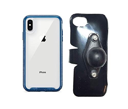 new style dd007 66089 SlipGrip RAM Holder for Apple iPhone Xs Max Using Otterbox Traction ...