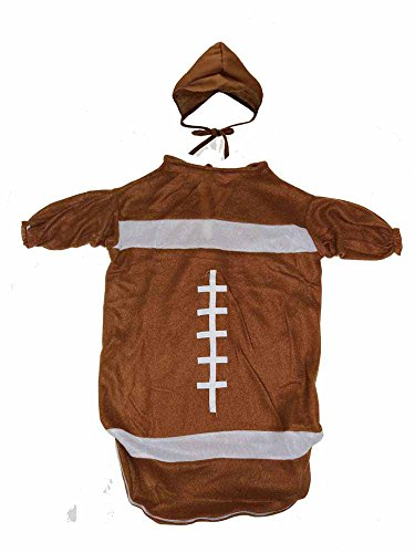 Infant Football Costumes [9752][Y1Ba] brown]()