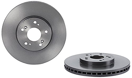 Brembo 09.8840.11 UV Coated Front Disc Brake Rotor