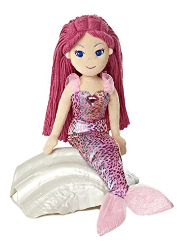 Aurora World Sea Sparkles Mermaid Maryn Doll 17 Quot Tall