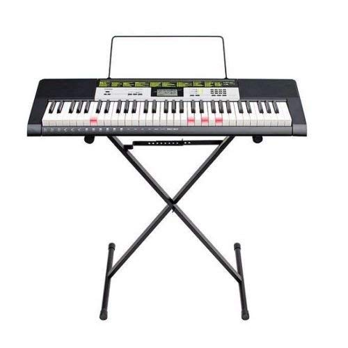 Casio 61 Lighted Key Keyboard with Stand LK-135ST (Refurbished)