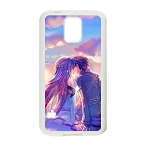 COBO Sweet romantic lover Cell Phone Case for Samsung Galaxy S5