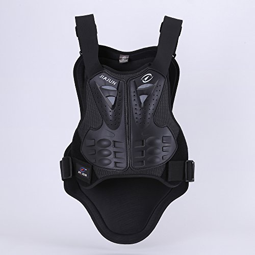 Adult Cycling Skiing Riding Skateboarding Jacket Motocross Body Guard Vest Pretection by JIAJUN