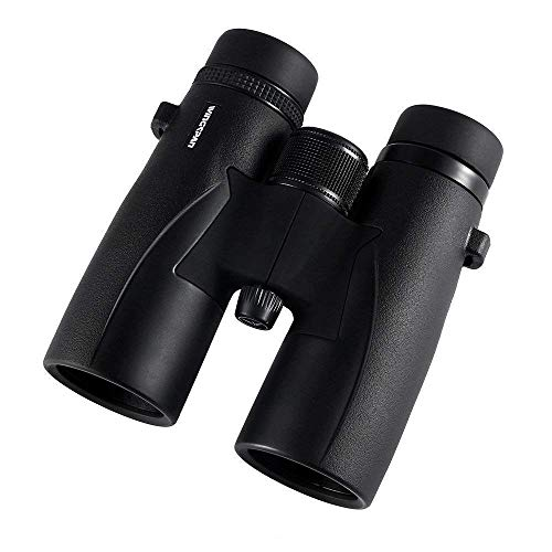 Wingspan Optics Skyview Ultra HD - 8X42 Binoculars for Bird Watching for Adults with ED Glass....