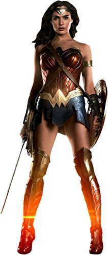 Wonder Woman Movie Wall Sticker Decal Home Art Mural Cut Out WC16, Giant by Dizzy