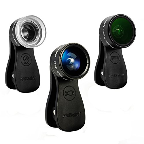 mpow-mlens-3-in-1-clip-on-lens-fisheye-036x-wide-angle-lens-kit-for-iphone-7-android-phones
