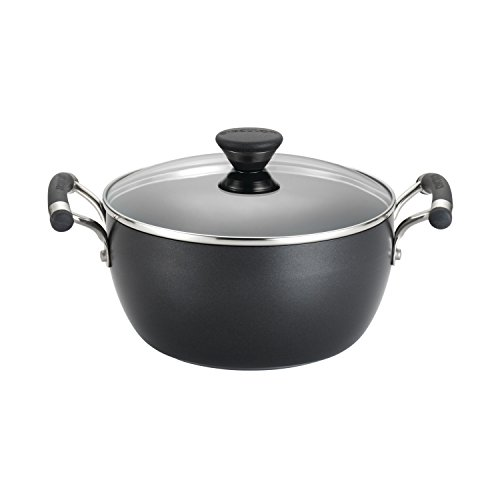 Circulon Acclaim Hard Anodized Nonstick 4-1/2-Quart Covered Casserole (Lid Circulon With Casserole)