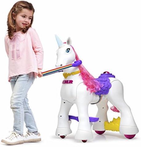 Feber My Lovely Unicorn 12 V UK, Multicolore (Famosa 800011870)