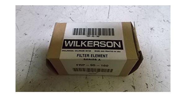 FRP-95-160 New in Box Wilkerson Filter Element Replacement