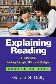 Explaining Reading 2nd (second) edition Text Only ebook