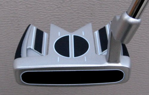 Mens Insert Face Easy Alignment Golf Putter with Club Headcover Best Putter, Outdoor Stuffs