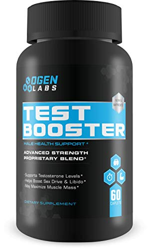 Ogen Labs-Anabolic Activator For Muscle Size and Recovery- Increases Natural Test Levels, Energy, Muscle Mass, and Accelerates Fat Loss (30 Serving)