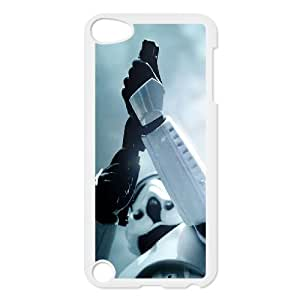 C-EUR Customized Print Star Wars Warrior Pattern Hard Case for iPod Touch 5