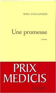 vignette de 'Une promesse (Sorj Chalandon)'