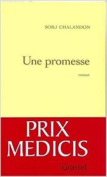 Book Une Promesse