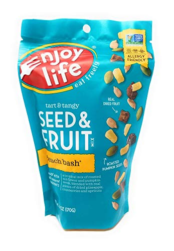 (Enjoy Life Not Nuts Seed and Fruit Mix, Beach Bash, 6)