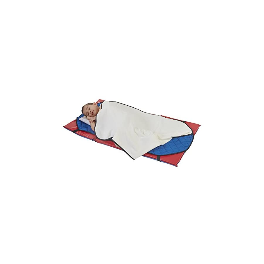ECR4Kids Folding Daycare Rest Mat for Children Premium, Value, Everyday Collection