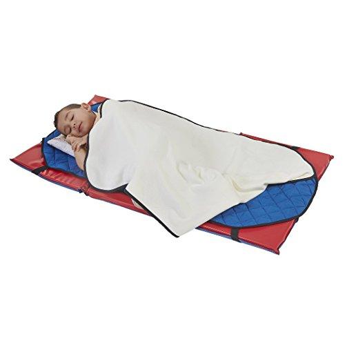 ECR4Kids Fold Rest Nap Mat