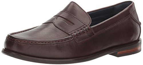 Cordovan Penny Loafer (Cole Haan Men's Pinch Friday Contemporary Penny Loafer, Cordovan Handstain, 11.5 M US)