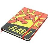 Caderneta de Anotação Dc the Flash Urban Amarelo Papel