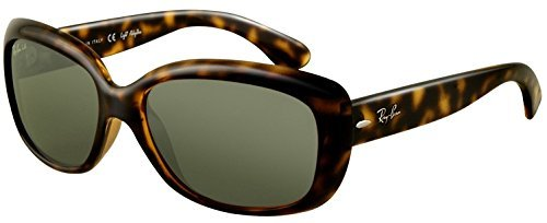 Ray-Ban Jackie Ohh RB 4101 Sunglasses Havana / Crystal Brown 2-Pack (Quantity of 2 frames)